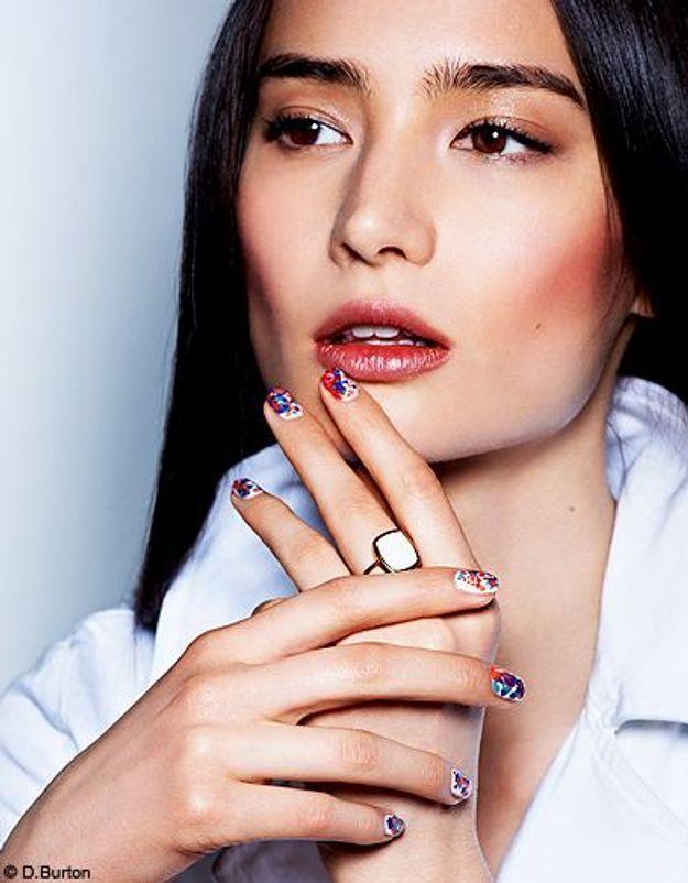 1 nail art phénomène vernis à ongles