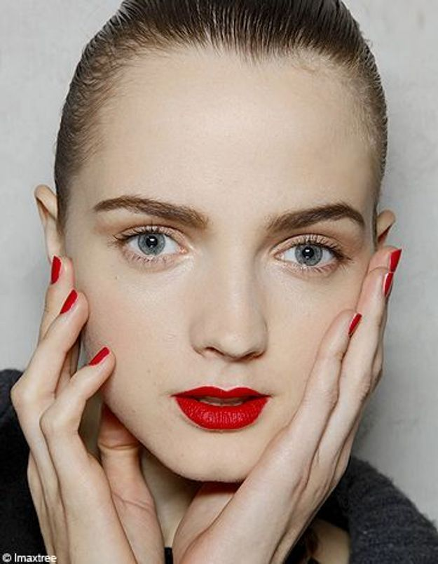 Quel make-up avec son vernis ?