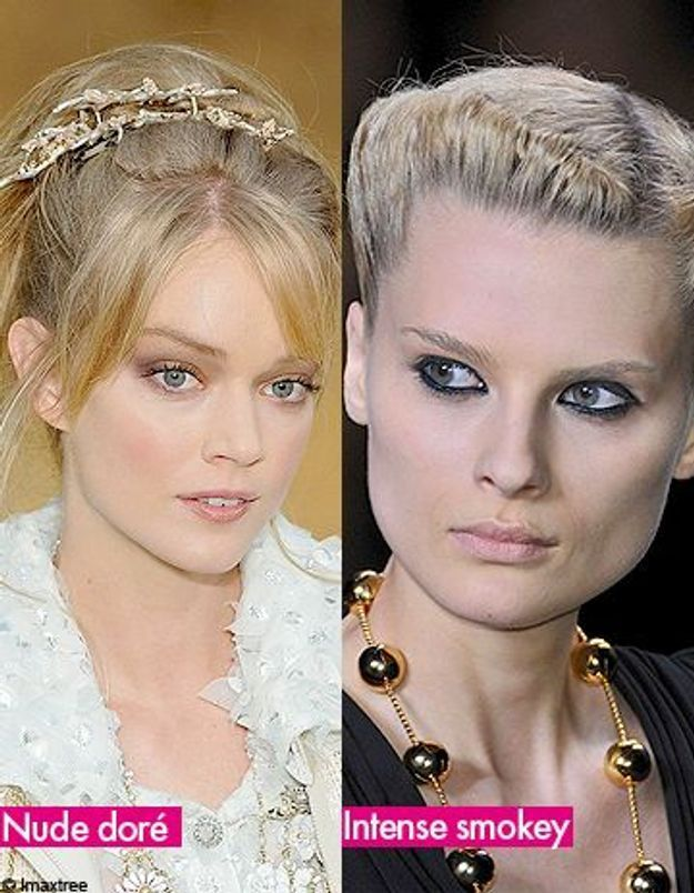 Un make-up pour deux looks