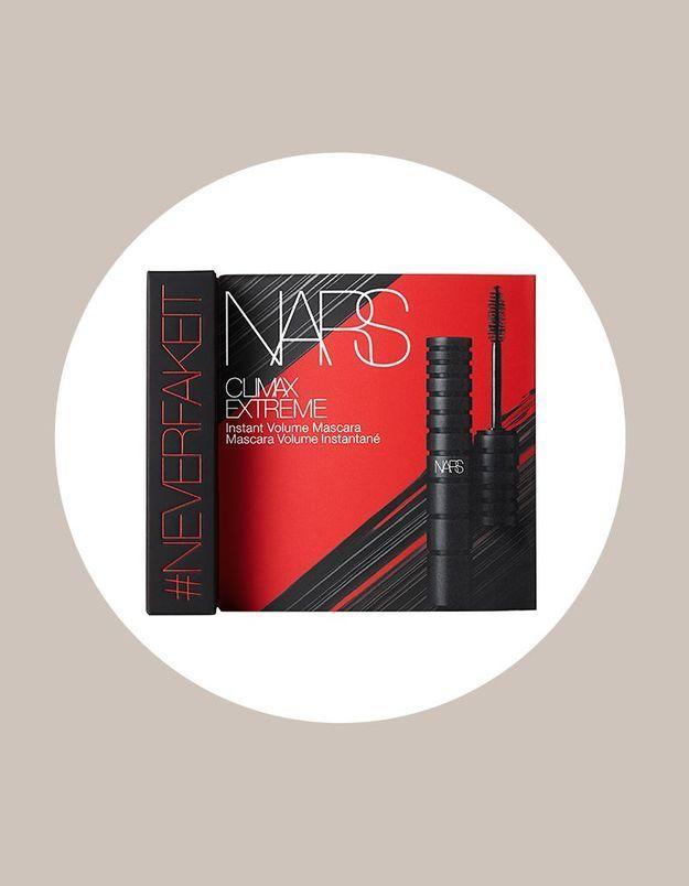 ELLE et NARS vous offrent cette semaine le nouveau mascara Climax Extreme