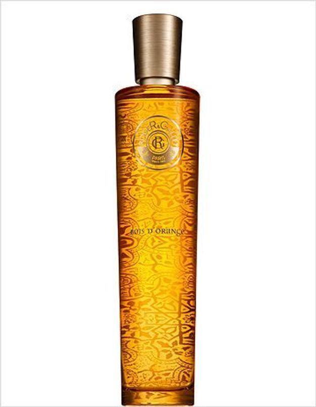 Le flacon-rouleau Eau Fraîche parfumée Bois d'Orange de Roger & Gallet