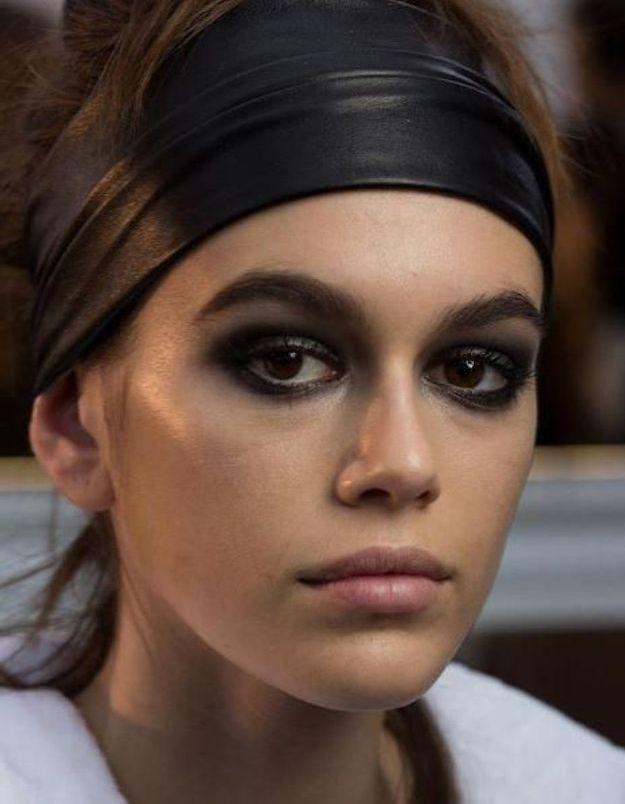Fashion Week de New York : ce look beauté nous donne envie de revenir au smoky