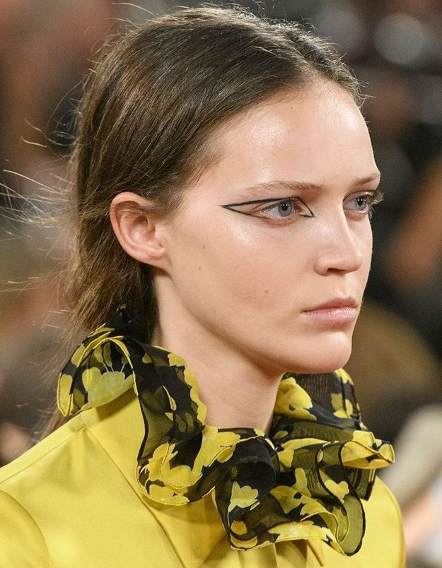 Le cat eye revisité de Rochas