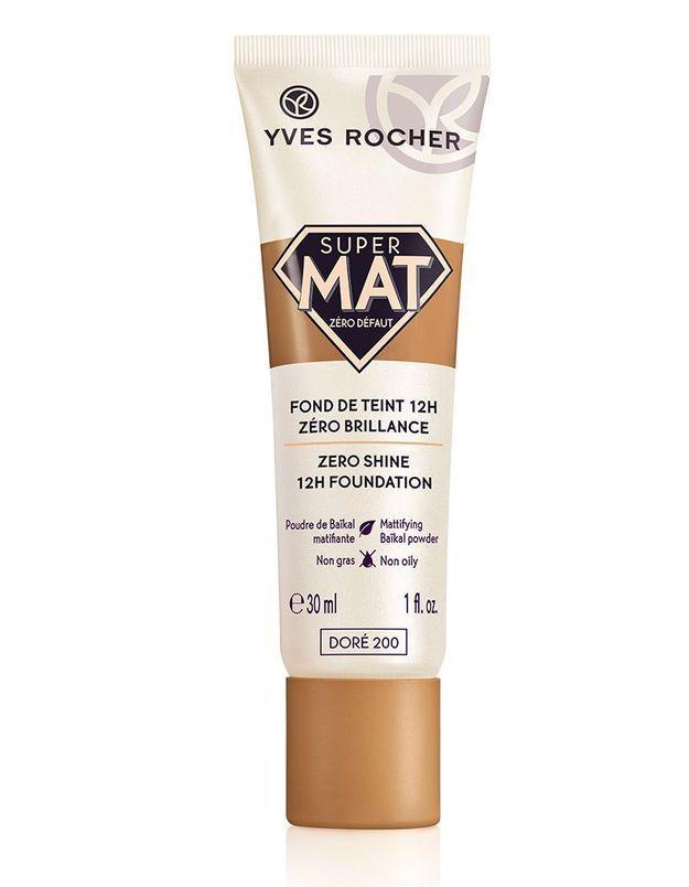 Fond de teint Super Mat, Yves Rocher