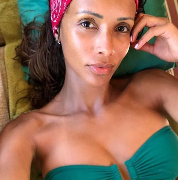 Sonia Rolland sans maquillage