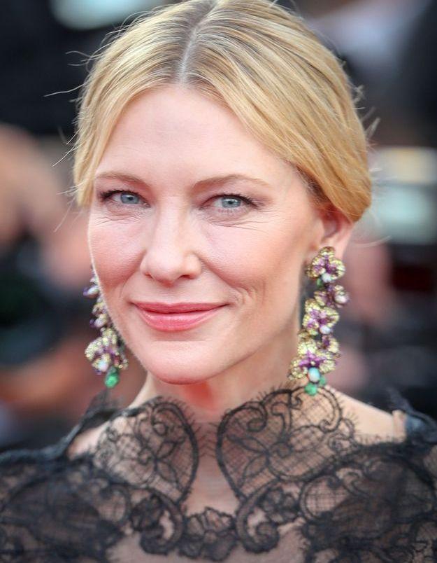 Cate Blanchett ou les yeux perles qui se suffisent à eux-mêmes