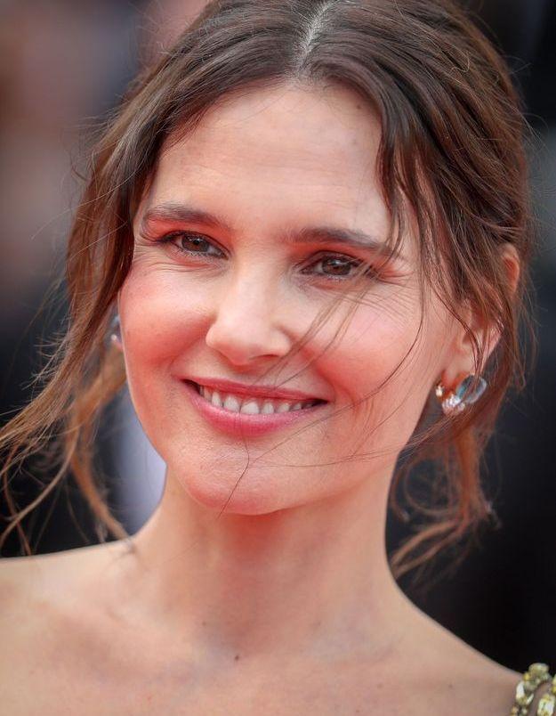 Virginie Ledoyen, à l'ouverture du Festival de Cannes 2018
