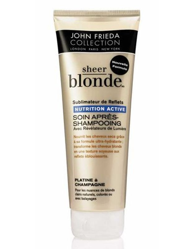 Soin Après Shampooing Sheer Blonde Platine A Champagne ok1