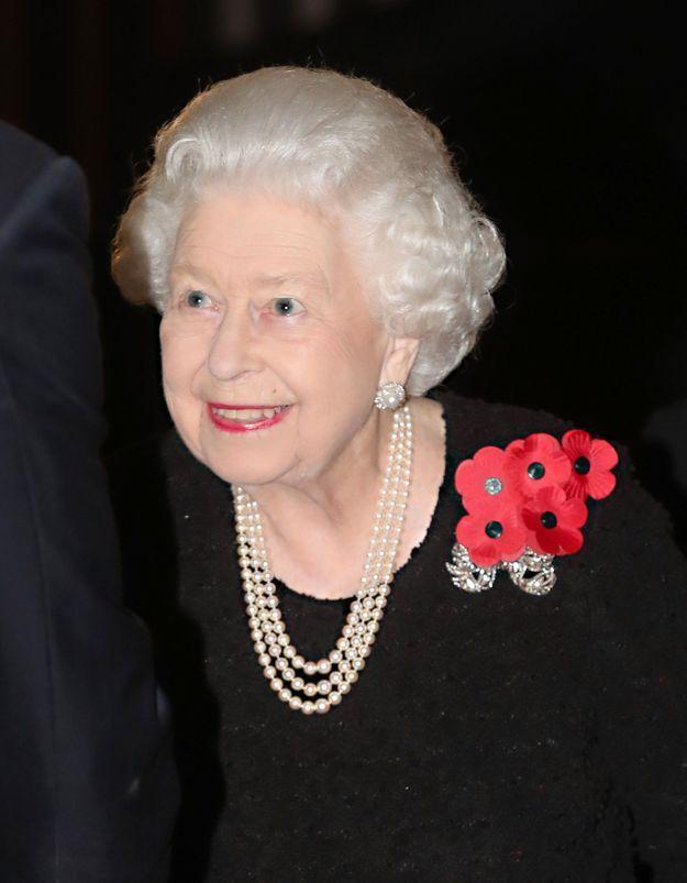 La reine Elizabeth II engage une maquilleuse un seul jour dans l'année