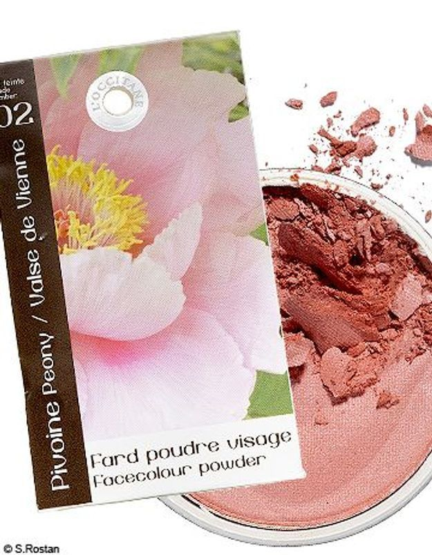 Wanted! Le make-up Pivoine