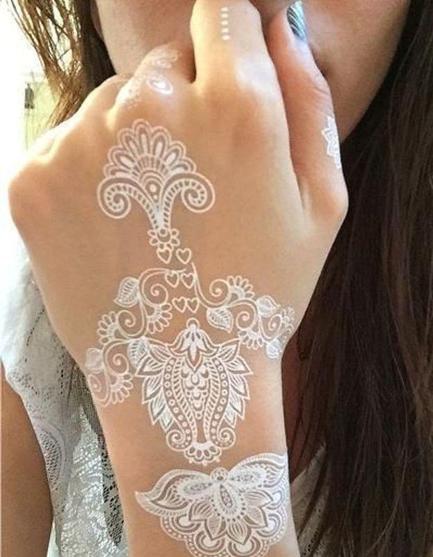 Le tatouage tout en détails