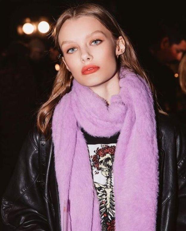 Le maquillage glamour réalisé par Pat McGrath pour Bottega Veneta