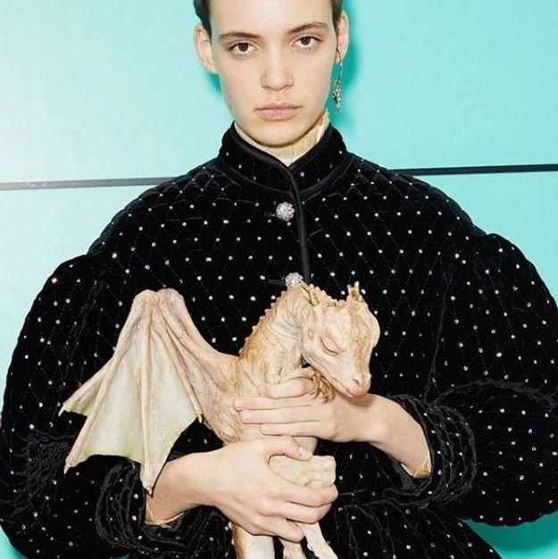 L'ultra naturel face à l'extrême surnaturel du défilé Gucci