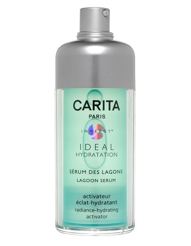 Soin cocon : le Sérum des Lagons Ideal Hydratation, Carita, 30 ml