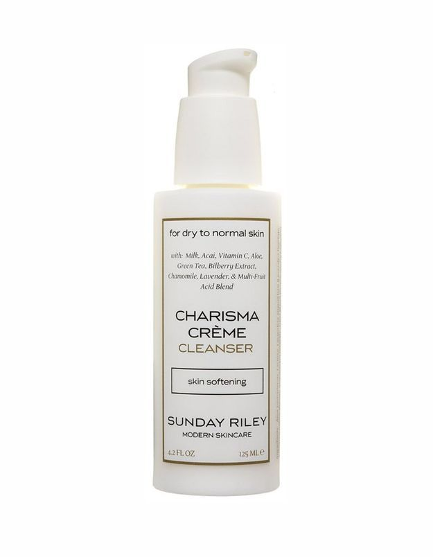 Soin VIP : Charisma Crème Cleanser de Sunday Riley