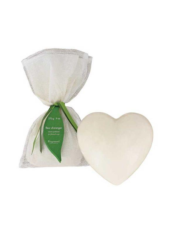 Un savon cœur de Fragonard