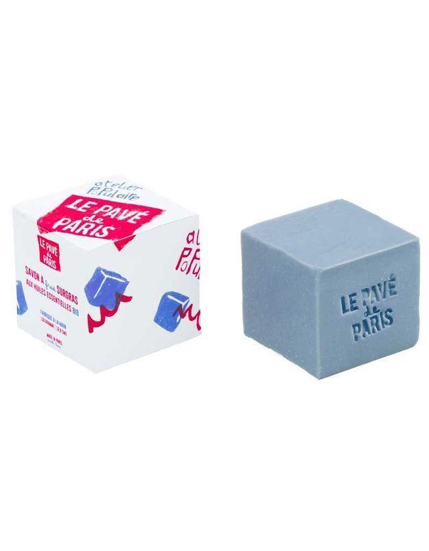 Un savon  Pavé de Paris d'Atelier Populaire