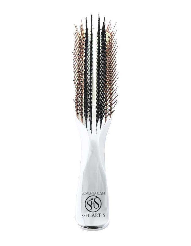 Scalp brush, S Heart S, 120 €