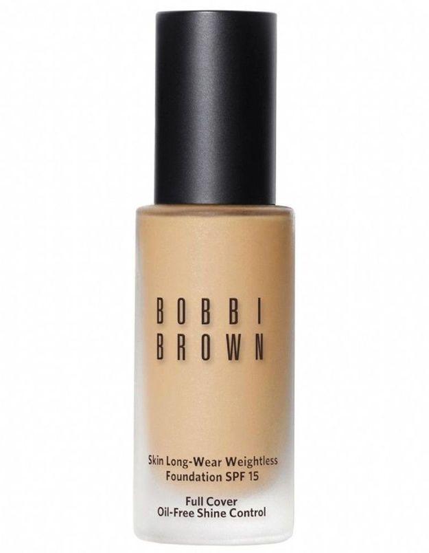 Skin Long-wear foundation SPF 15, Bobbi Brown