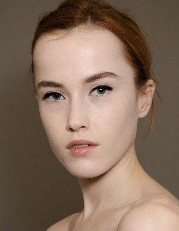 L'eye liner noir poudré chez Dior