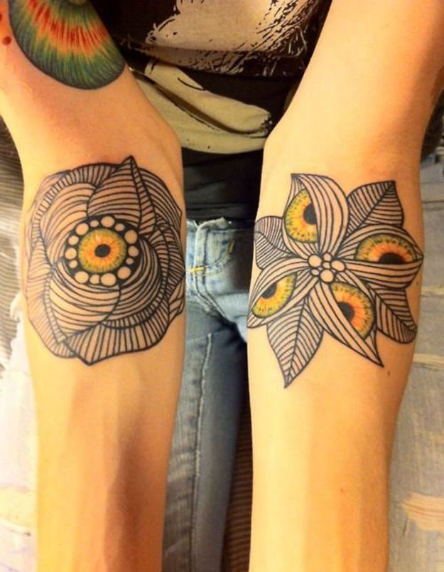 id e tatouage des motifs originaux les 40 plus beaux tatouages de pinterest elle. Black Bedroom Furniture Sets. Home Design Ideas