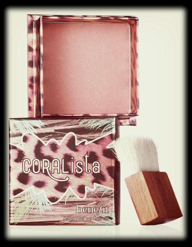 Blush Coralista, Benefit