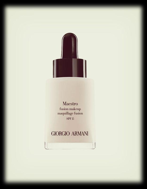 Fond de teint Maestro, Giorgio Armani