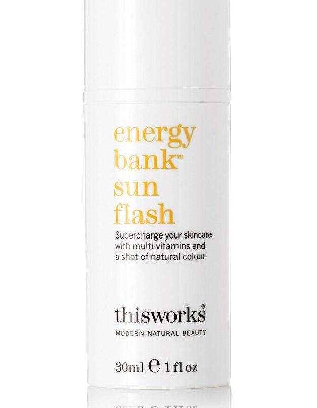 Crème autobronzante Energy Bank Sunflash, 30 ml, 37 €