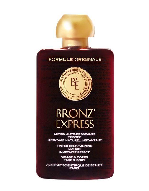 Lotion autobronzante Bronz'Express, 100 ml, 24 €