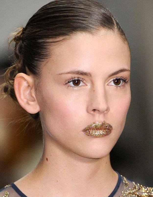 Bouche dorée