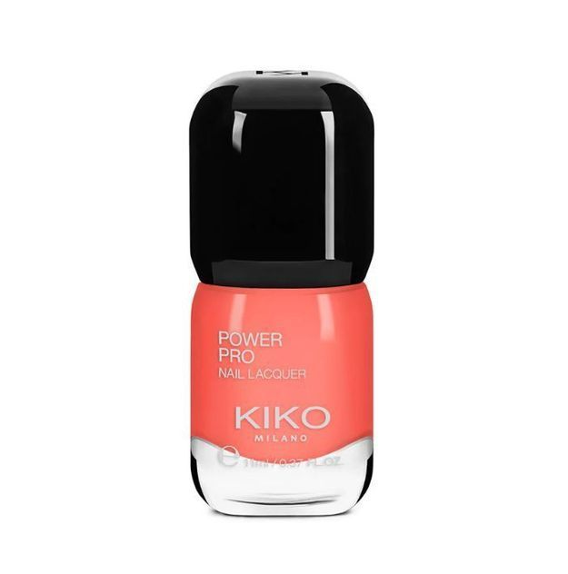 Vernis à ongles Power pro nail lacquer  Geranium - Kiko Milano