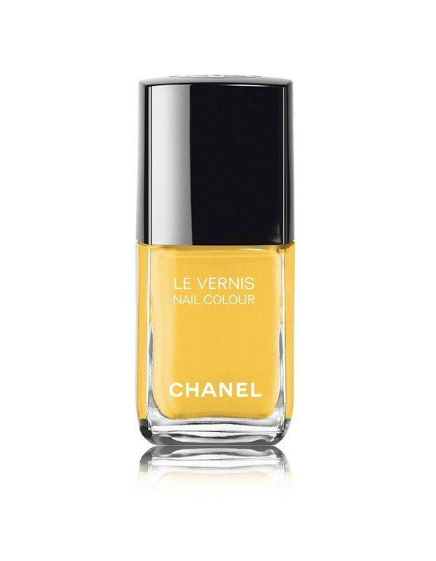 Le Vernis, Giallo Napoli, Chanel