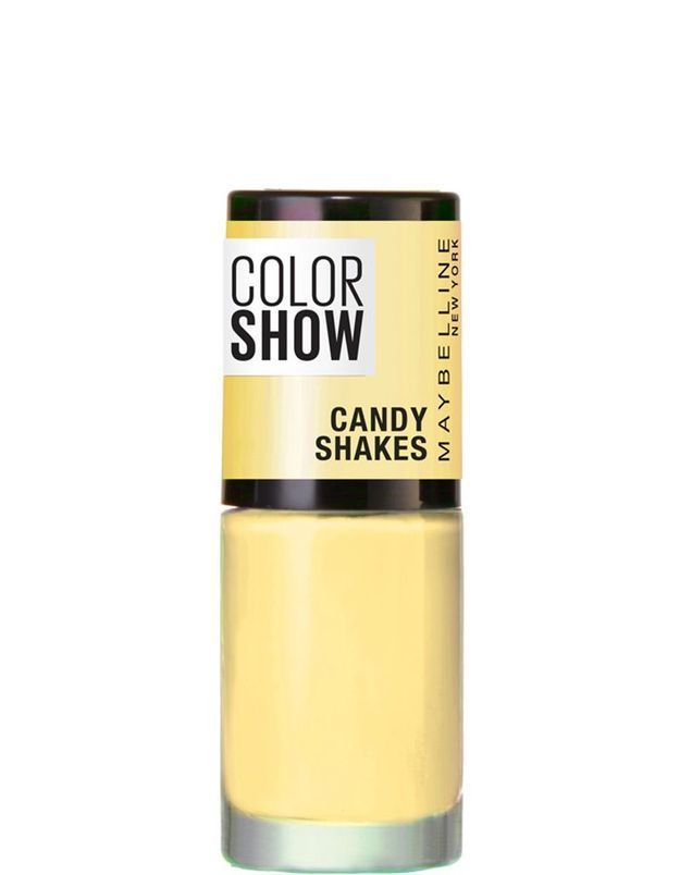 Vernis à Ongles Color Show, Candy Shakes, Bananas, Maybelline