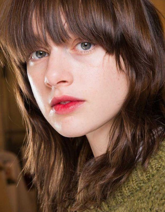 Maquillage Saint-Valentin : l'effet bouche mordue