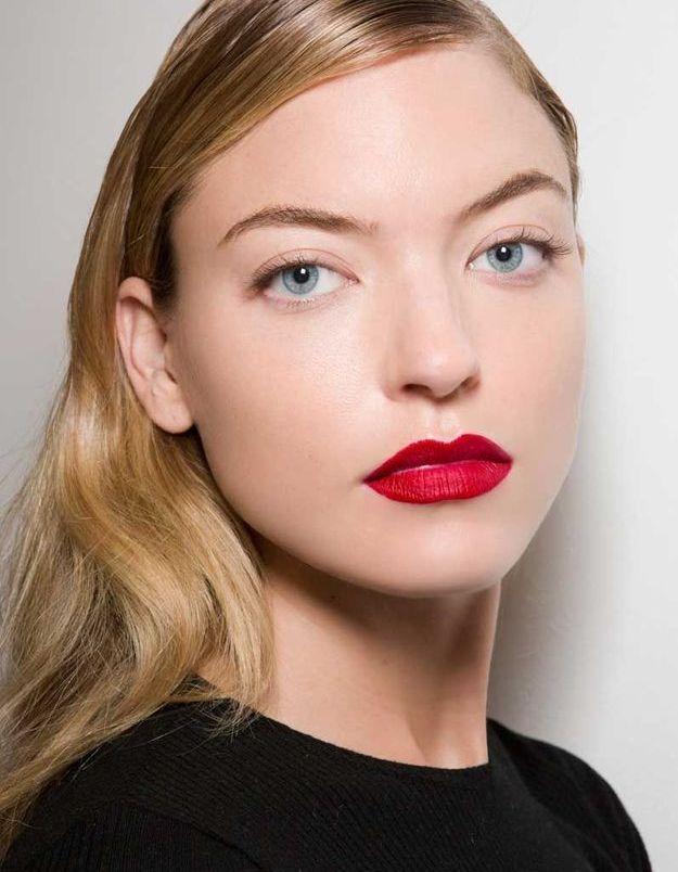 Maquillage sexy : la bouche pin-up