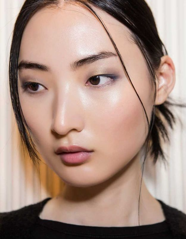 Maquillage sexy : le smoky léger