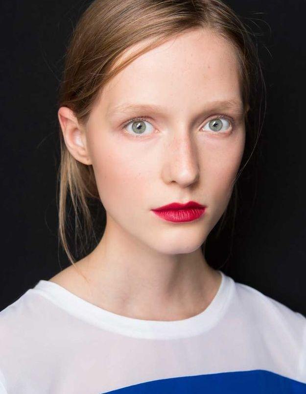 Maquillage sexy : les lèvres rouges