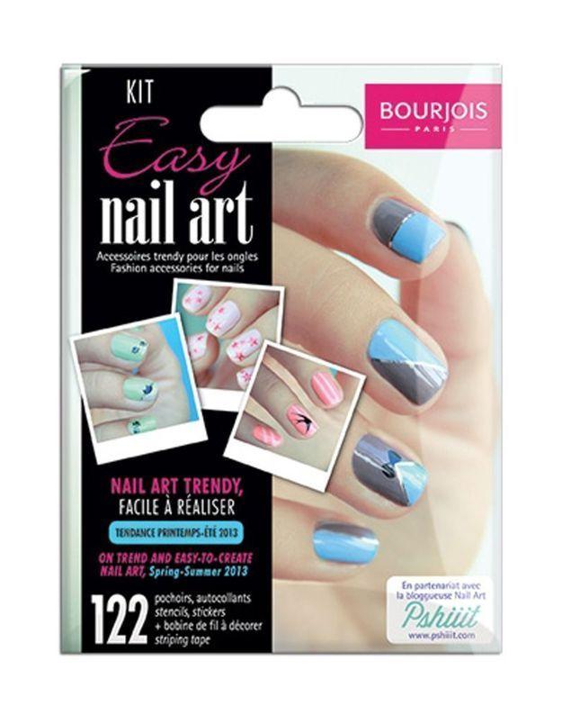 Bourjois Easy Nail Art