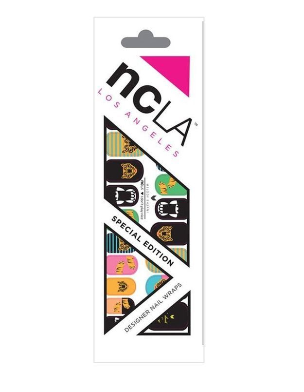 NCLA Patchs