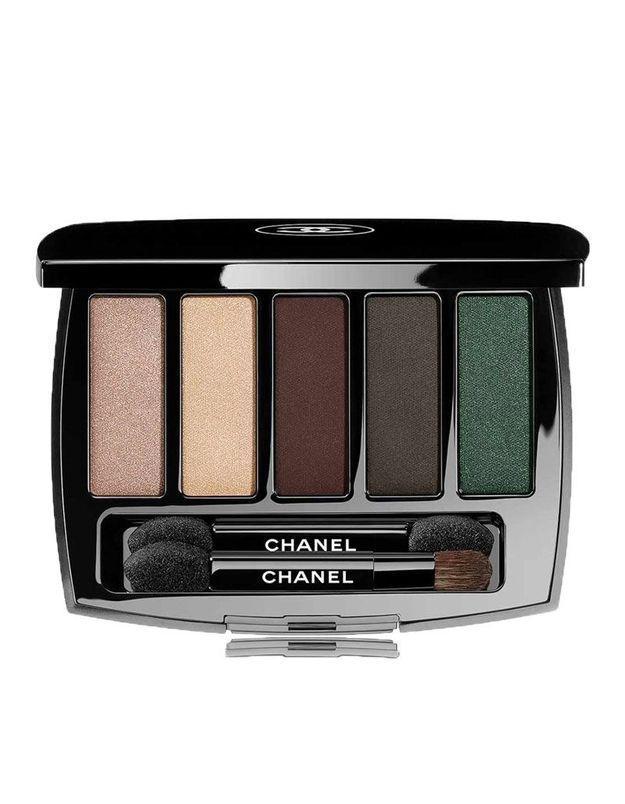 Trait de caractère, ombres à paupières, Chanel, 60,50 €