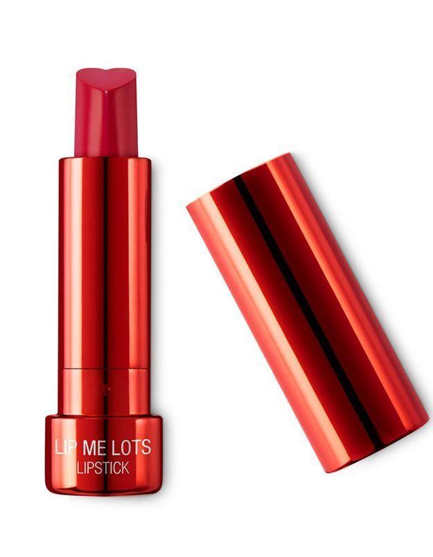 Lip me lots, Romantic Red, Kiko