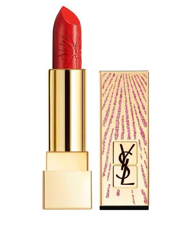 Rouge Pur Coutre Dazzling Lights Edition, 1 Le Rouge, Yves Saint Laurent