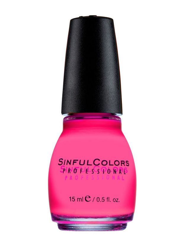 Vernis 24/7, Sinfulcolors