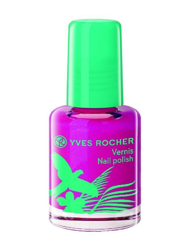 Vernis Hibiscus Rose, Yves Rocher