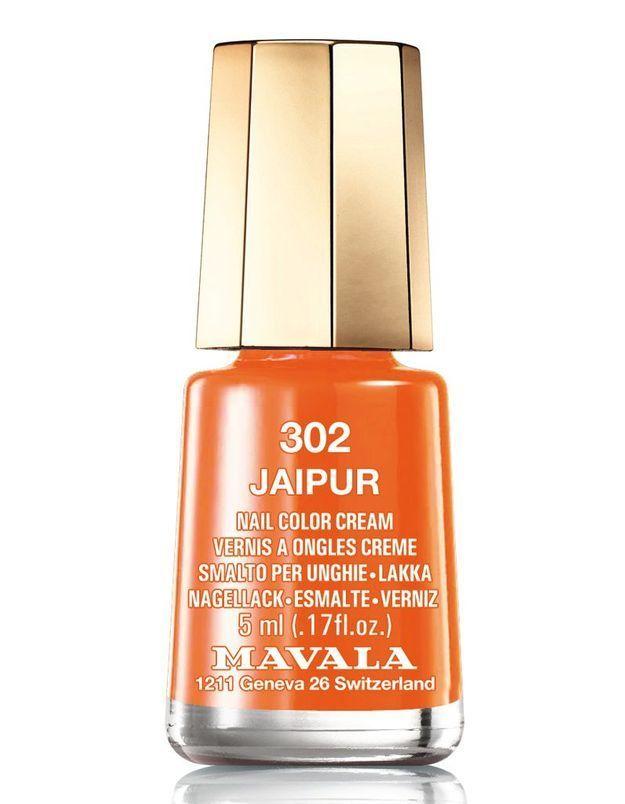 Vernis Jaipur, Mavala