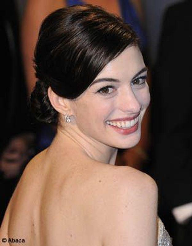 Anne Hathaway : un déhanché endiablé !