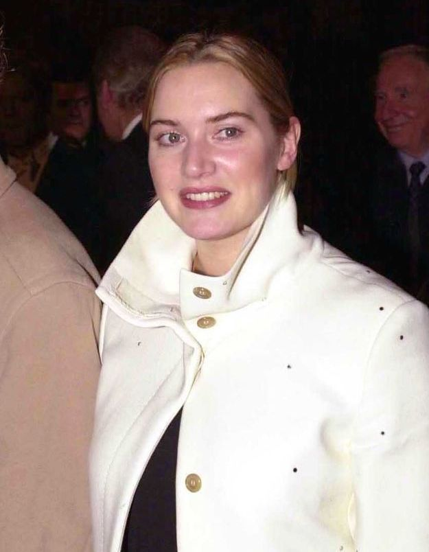 Kate Winslet avant