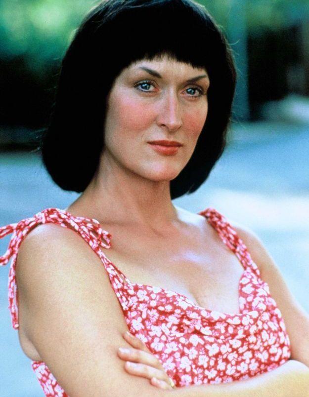 Meryl Streep avant