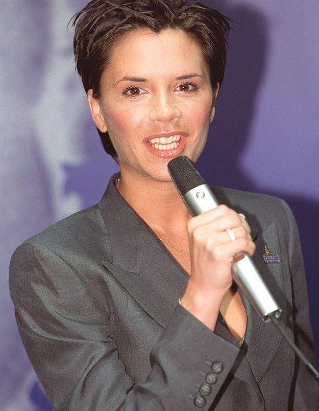 Victoria Beckham avant