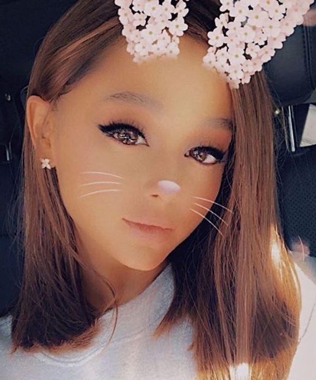 Ariana Grande après